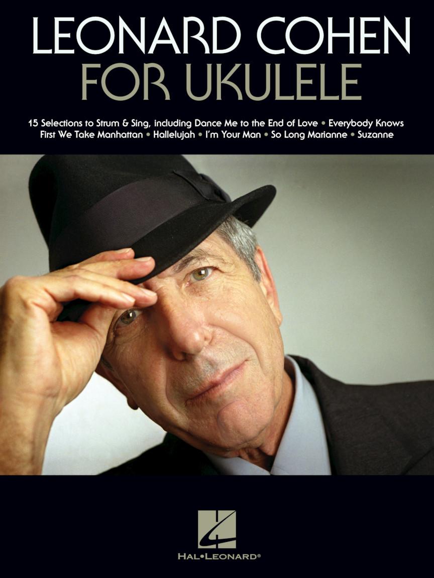 Product Cover for Leonard Cohen for Ukulele