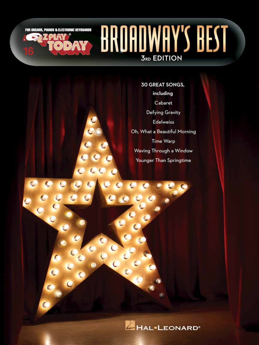 Broadway's Best – 3rd Edition