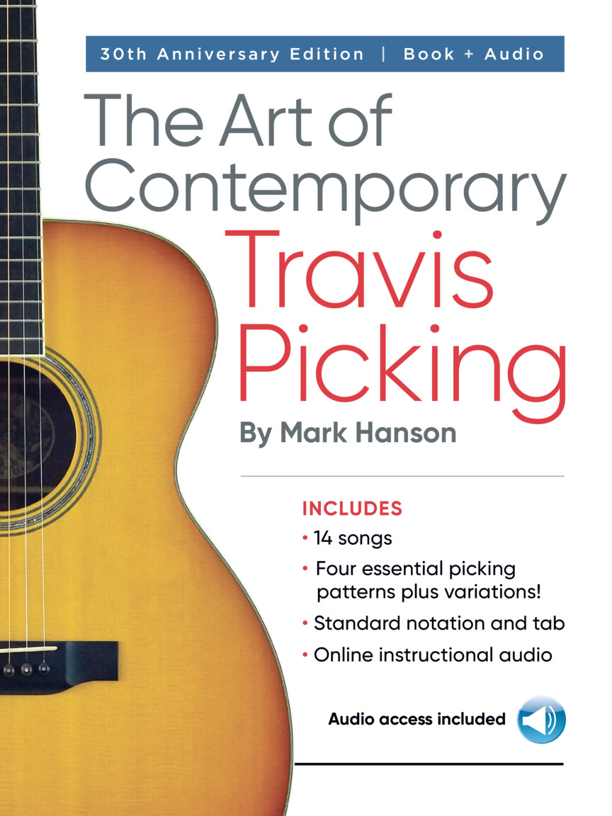 Product Cover for The Art of Contemporary Travis Picking