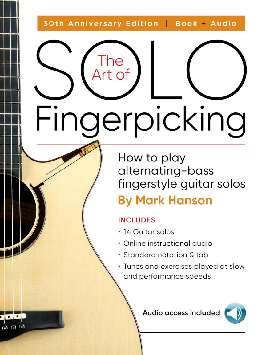 Product Cover for The Art of Solo Fingerpicking – 30th Anniversary Edition