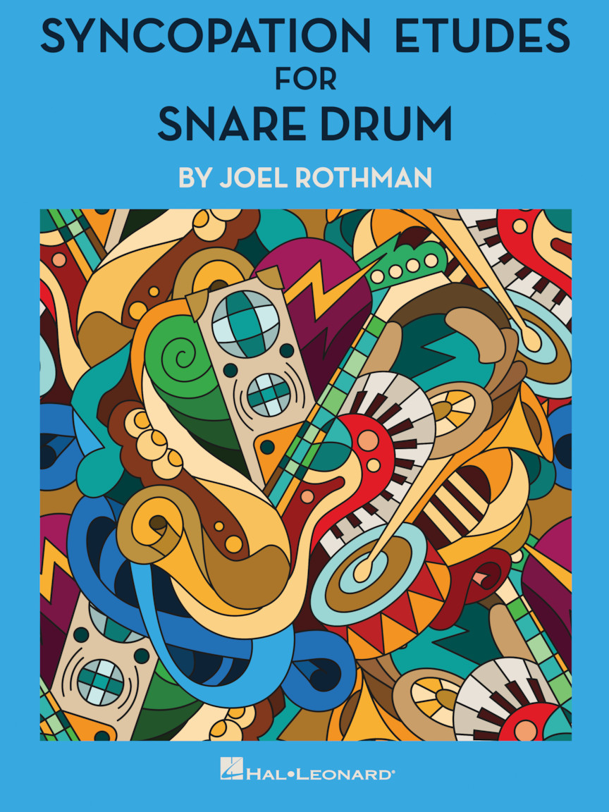 Product Cover for Syncopation Etudes for Snare Drum