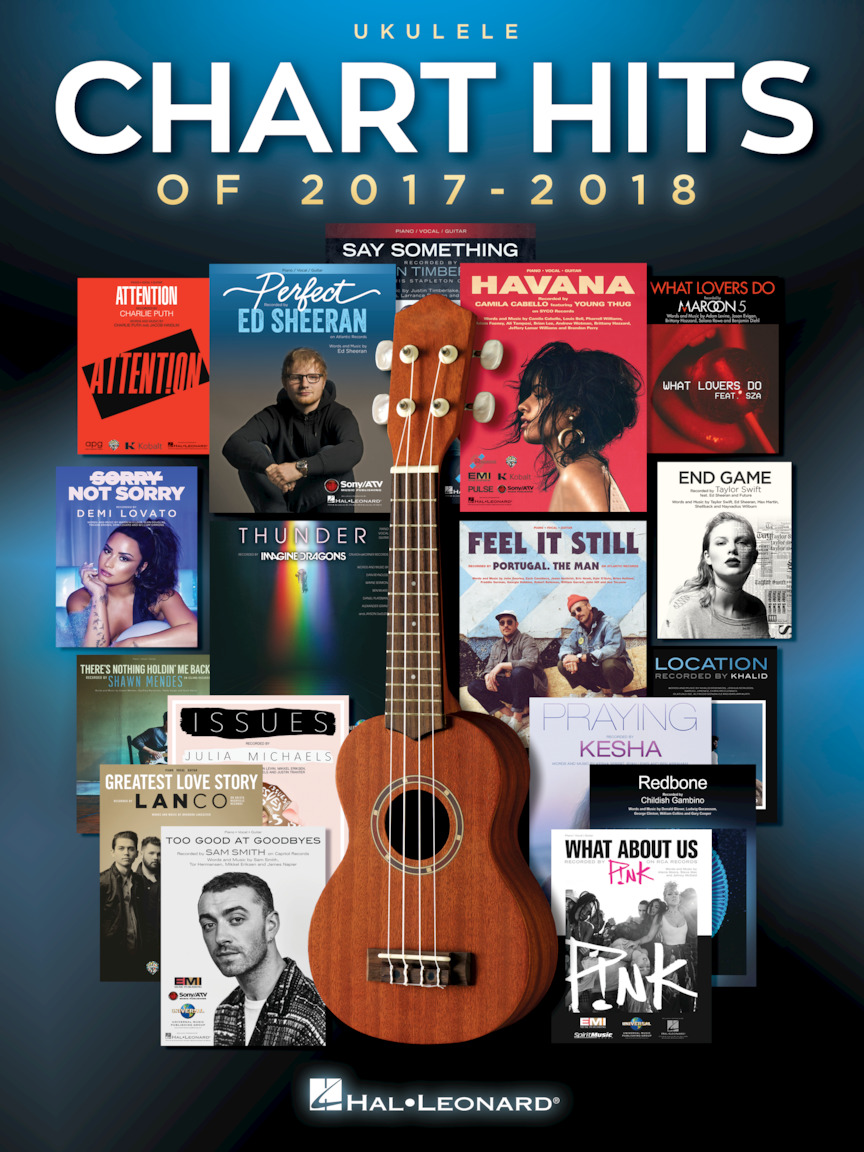 Product Cover for Chart Hits of 2017-2018