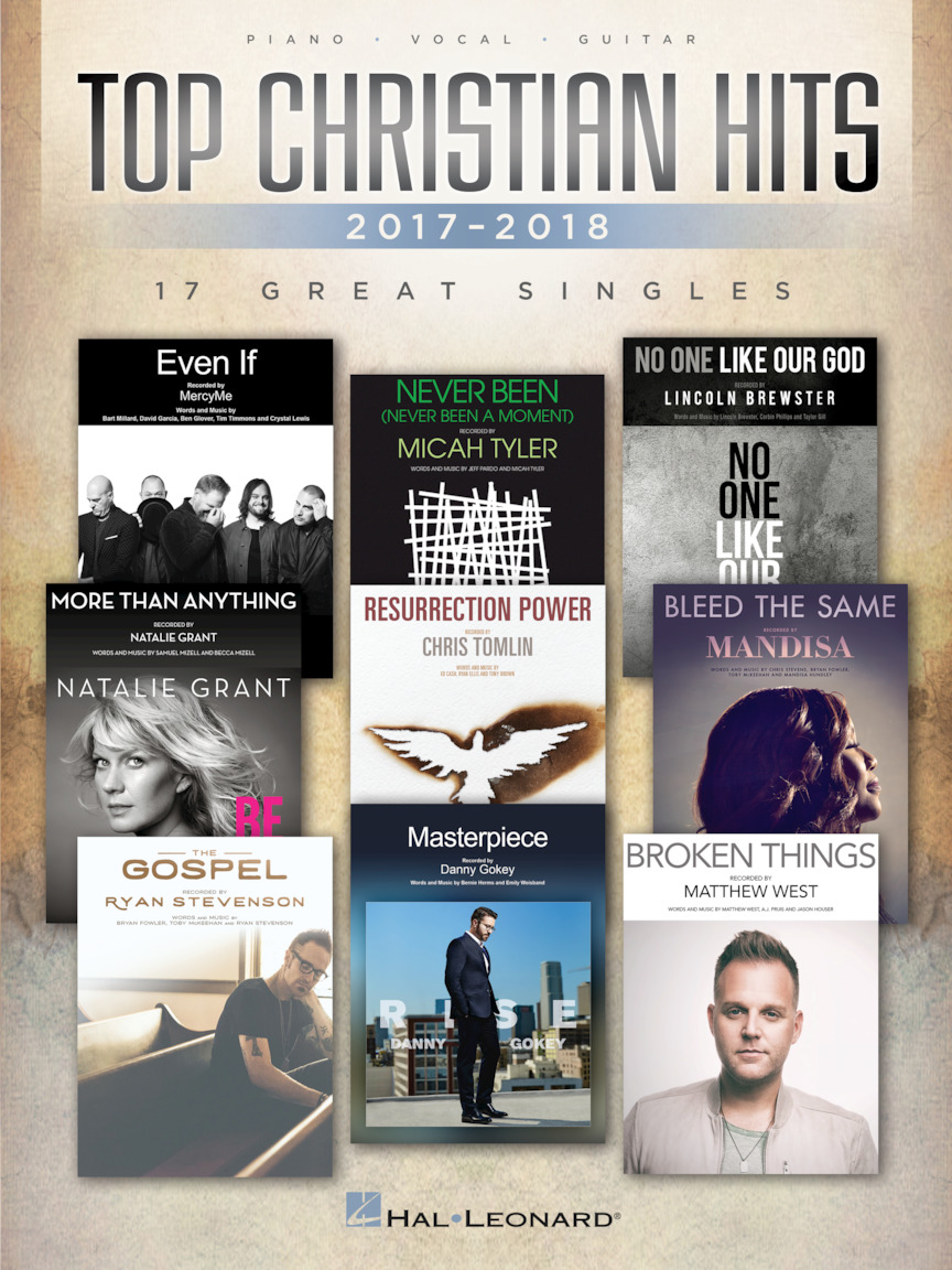 Product Cover for Top Christian Hits of 2017-2018
