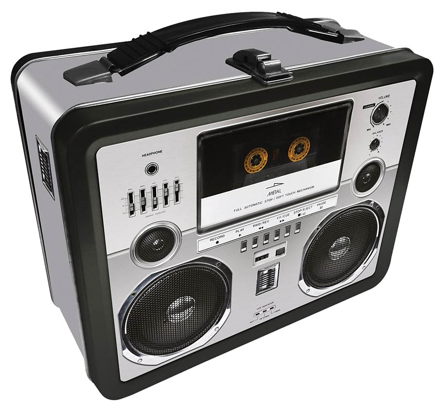 Product Cover for Boombox Gen 2 Model Lunchbox