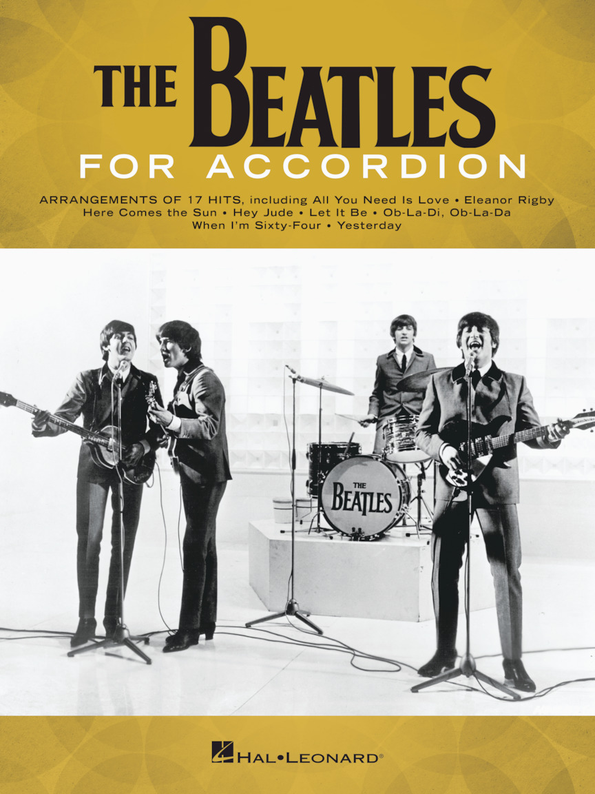 Product Cover for The Beatles for Accordion