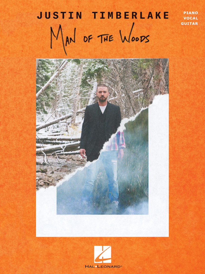 Product Cover for Justin Timberlake – Man of the Woods