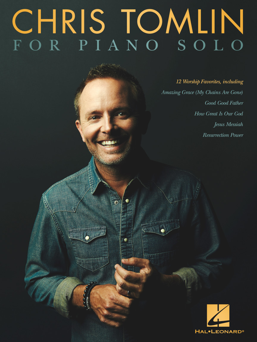 Product Cover for Chris Tomlin for Piano Solo