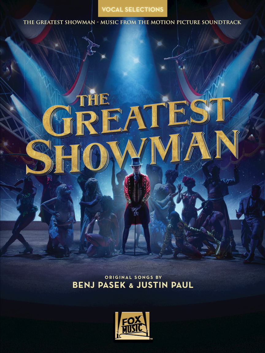 Product Cover for The Greatest Showman – Vocal Selections