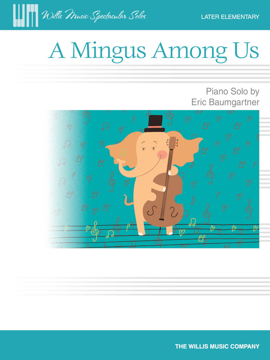 Product Cover for A Mingus Among Us