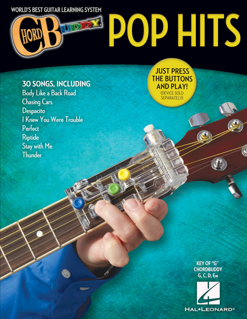 Product Cover for ChordBuddy – Pop Hits Songbook