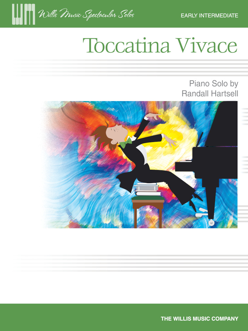 Product Cover for Toccatina Vivace