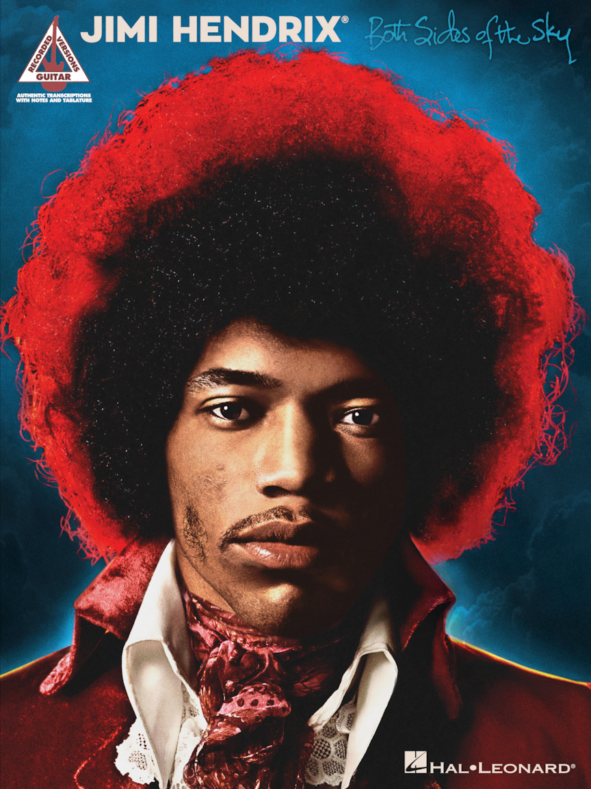 Product Cover for Jimi Hendrix – Both Sides of the Sky