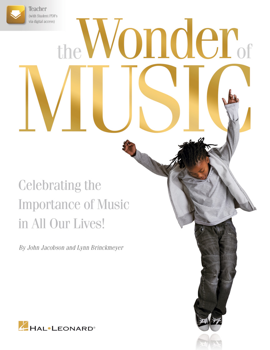 Product Cover for The Wonder of Music