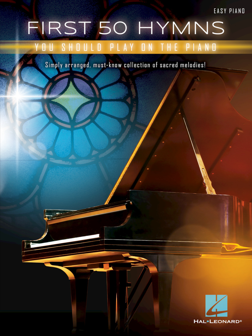 Product Cover for First 50 Hymns You Should Play on Piano