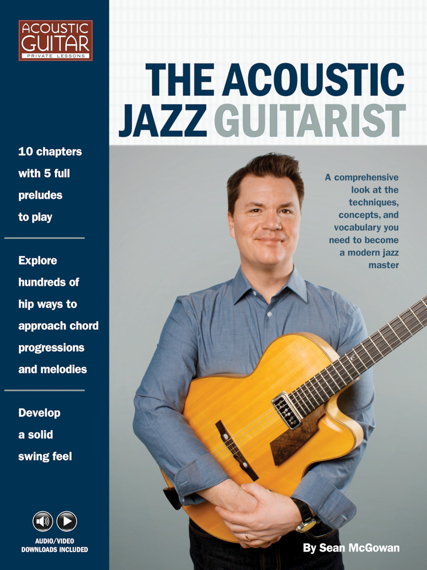 Product Cover for The Acoustic Jazz Guitarist