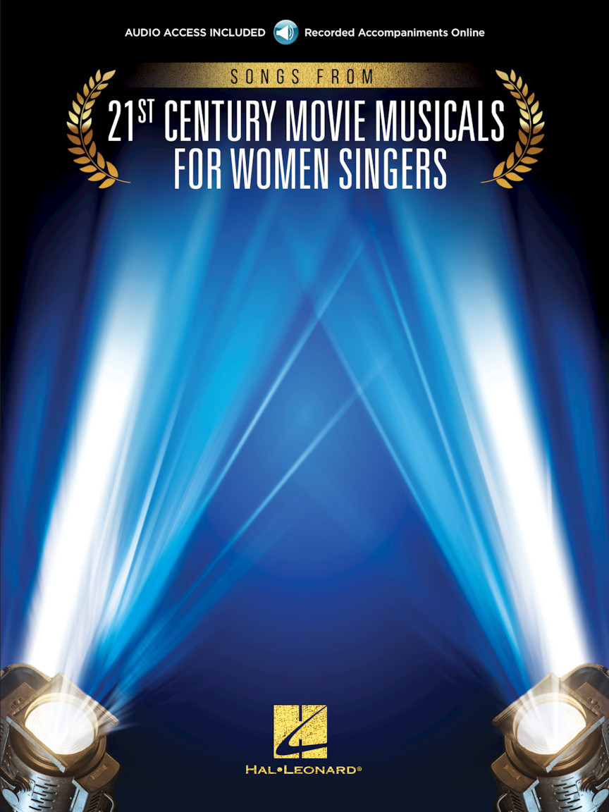Product Cover for Songs from 21st Century Movie Musicals for Women Singers