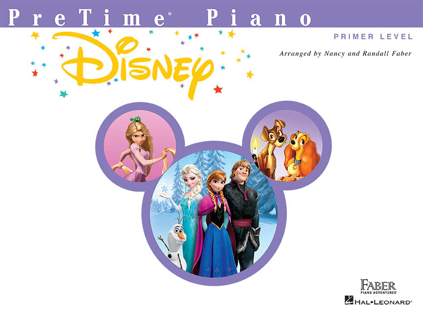 Product Cover for PreTime® Piano Disney