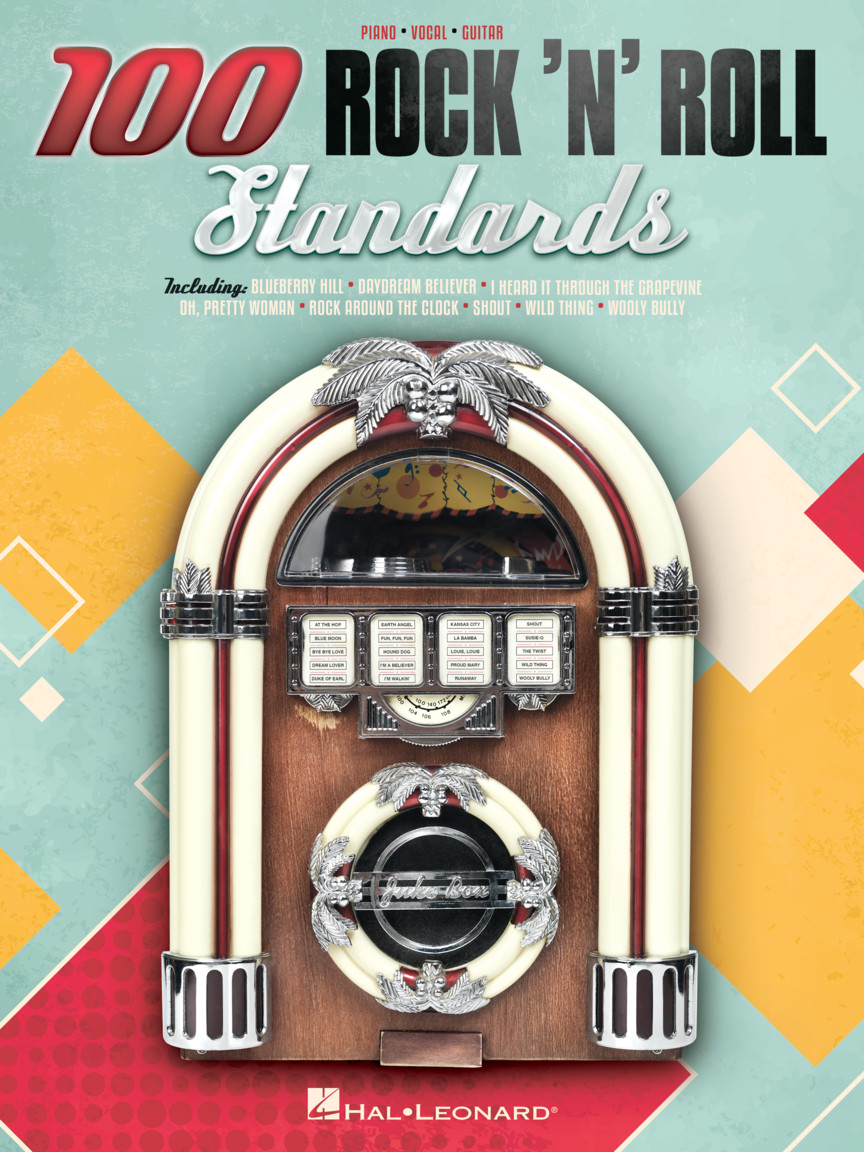Product Cover for 100 Rock 'n' Roll Standards