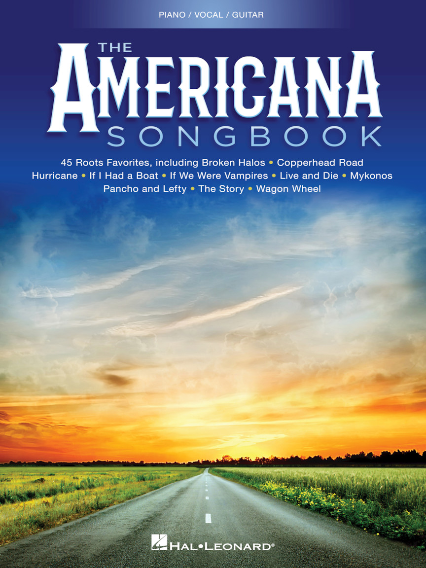 Product Cover for The Americana Songbook