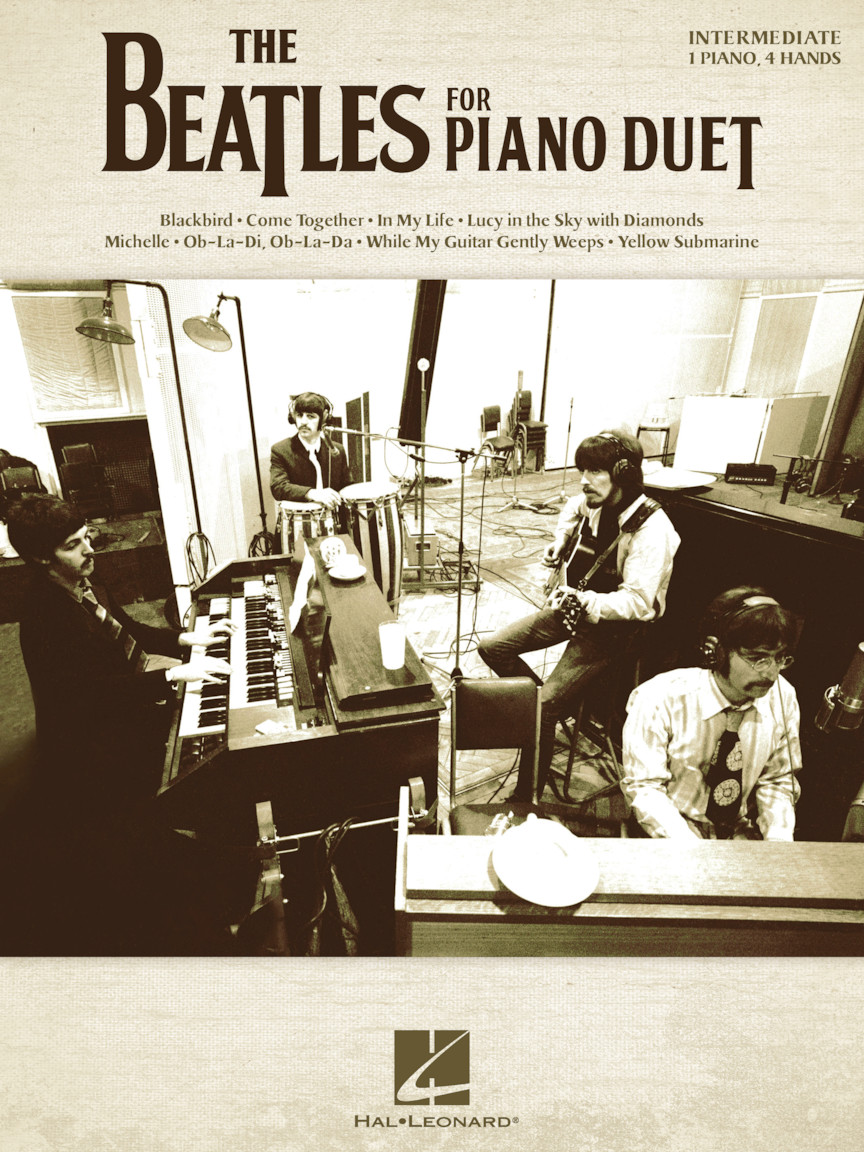 Product Cover for The Beatles for Piano Duet