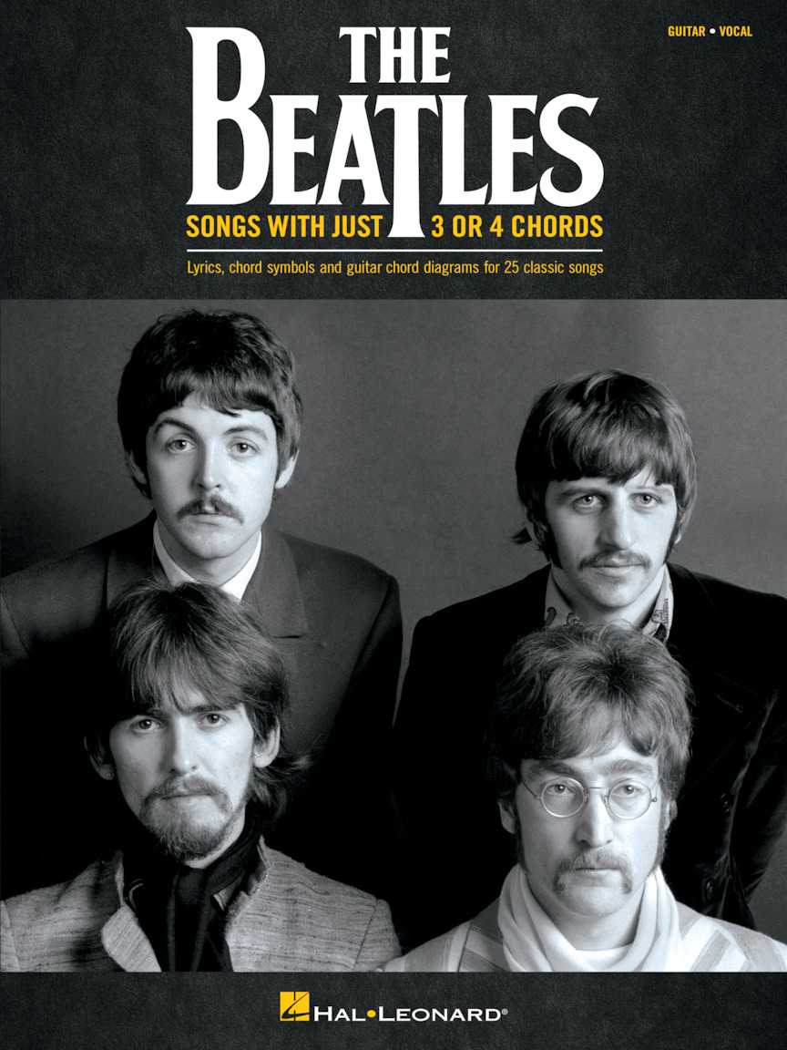 Product Cover for The Beatles – Songs with Just 3 or 4 Chords