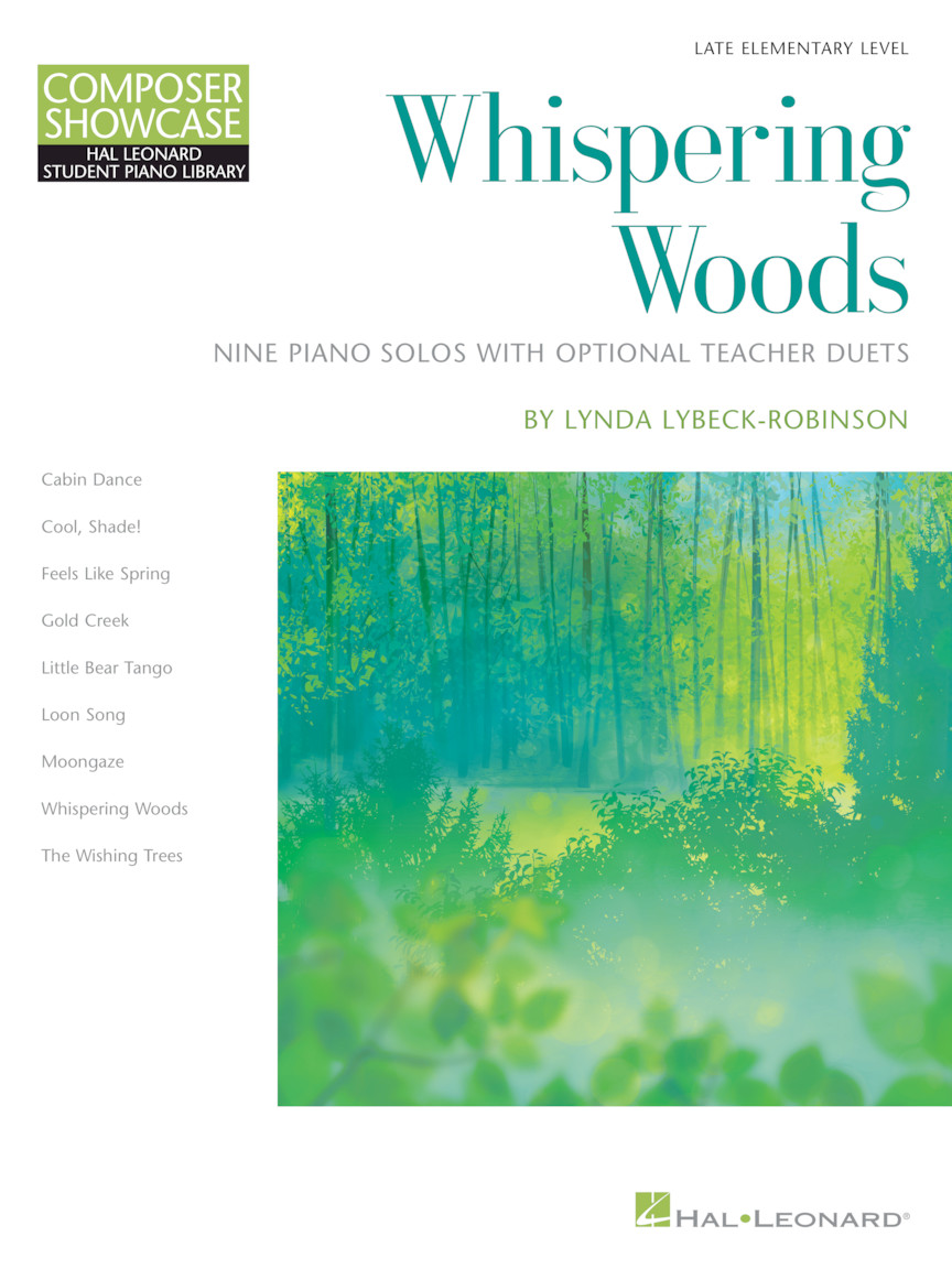 Product Cover for Whispering Woods