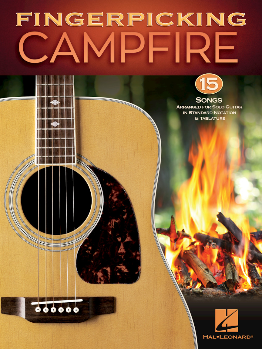 Product Cover for Fingerpicking Campfire