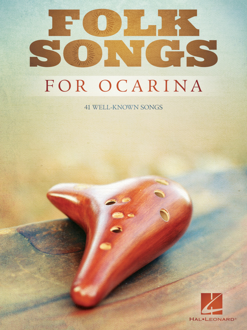 Product Cover for Folk Songs for Ocarina