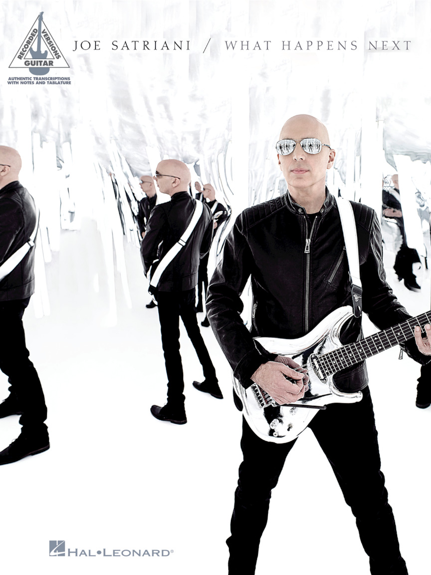 Product Cover for Joe Satriani – What Happens Next