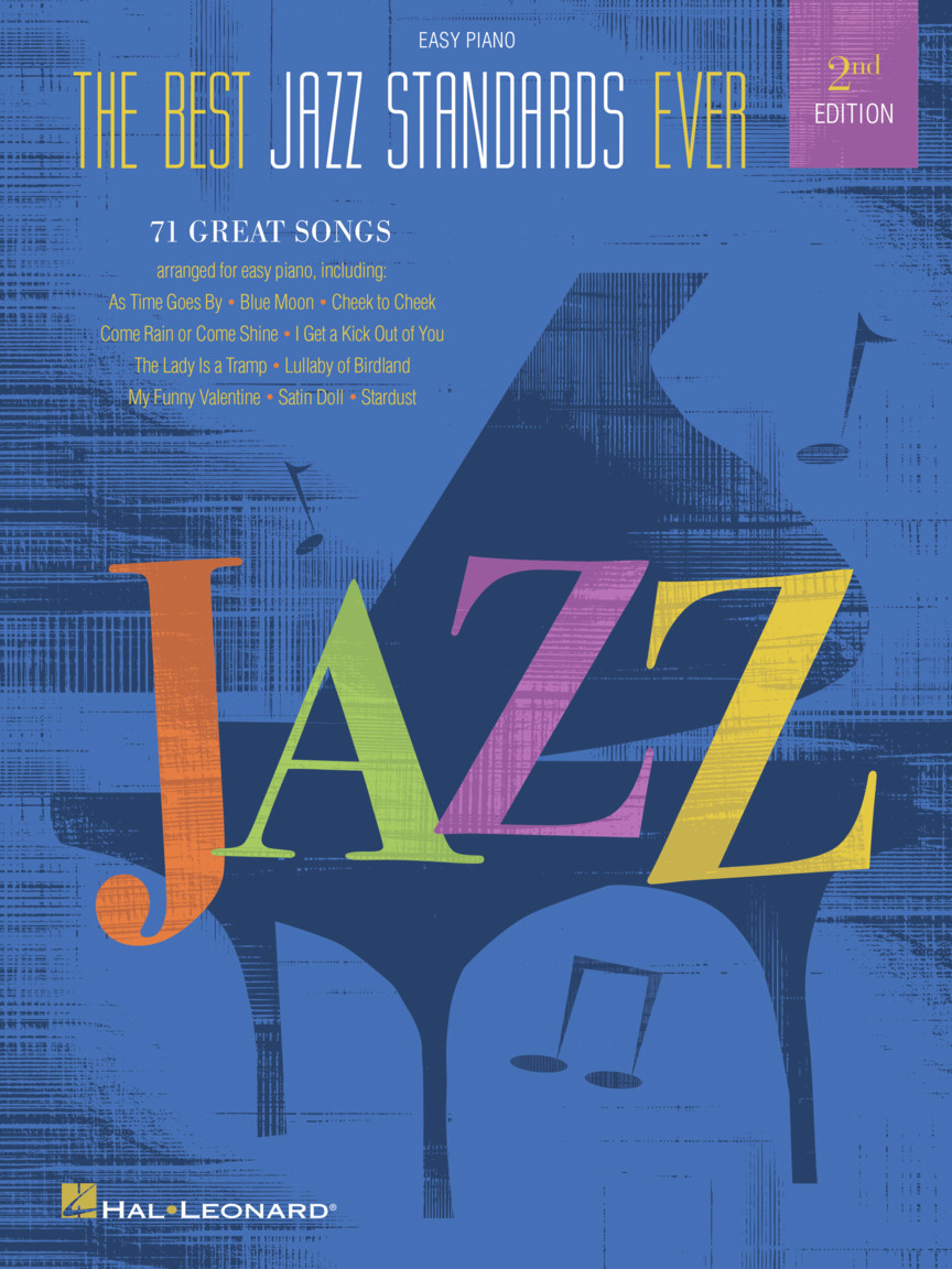 Product Cover for Best Jazz Standards Ever – 2nd Edition