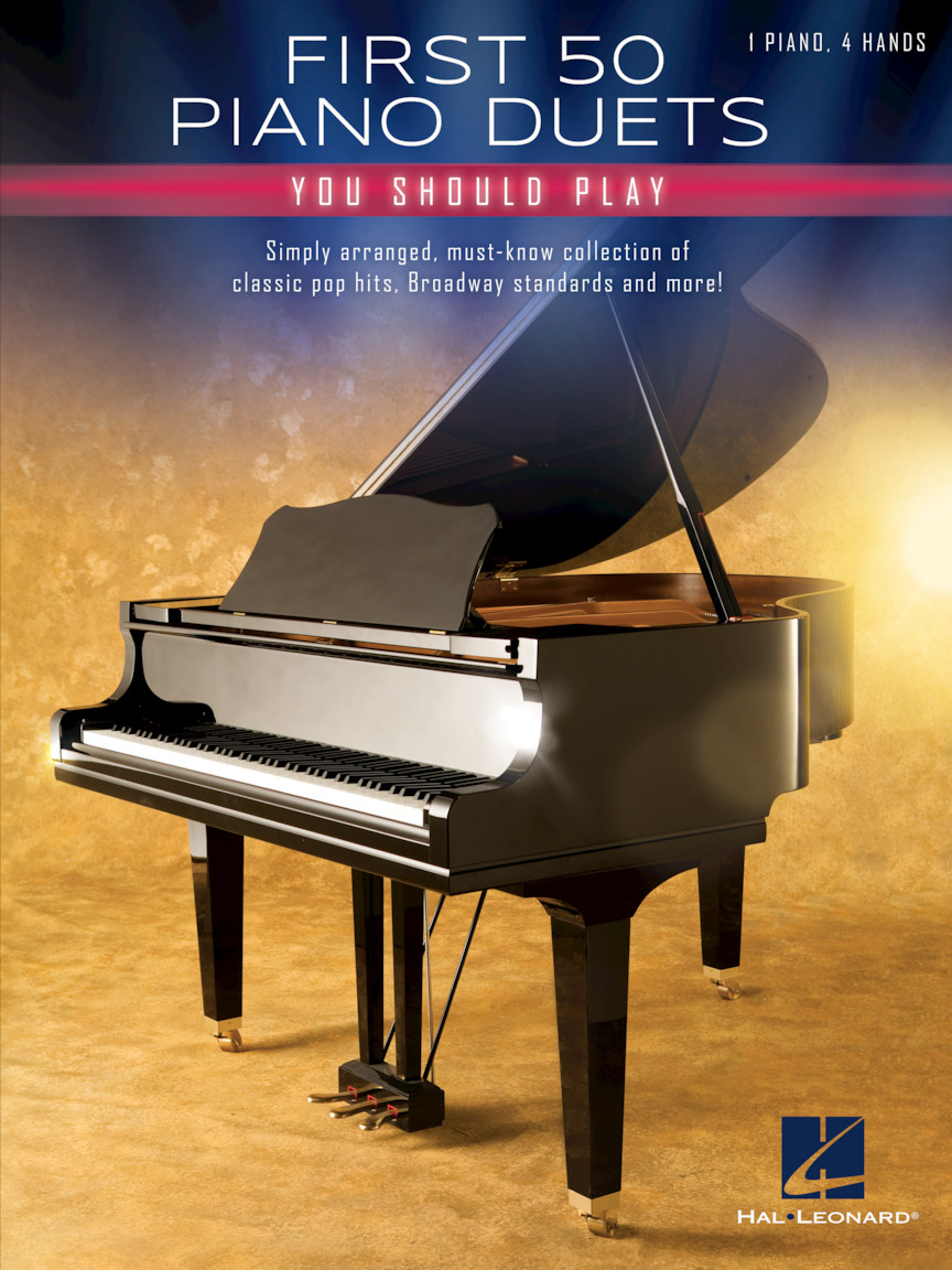 Product Cover for First 50 Piano Duets You Should Play