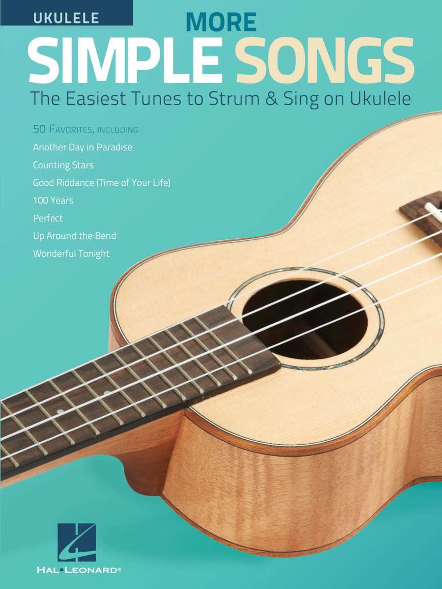 Product Cover for More Simple Songs for Ukulele