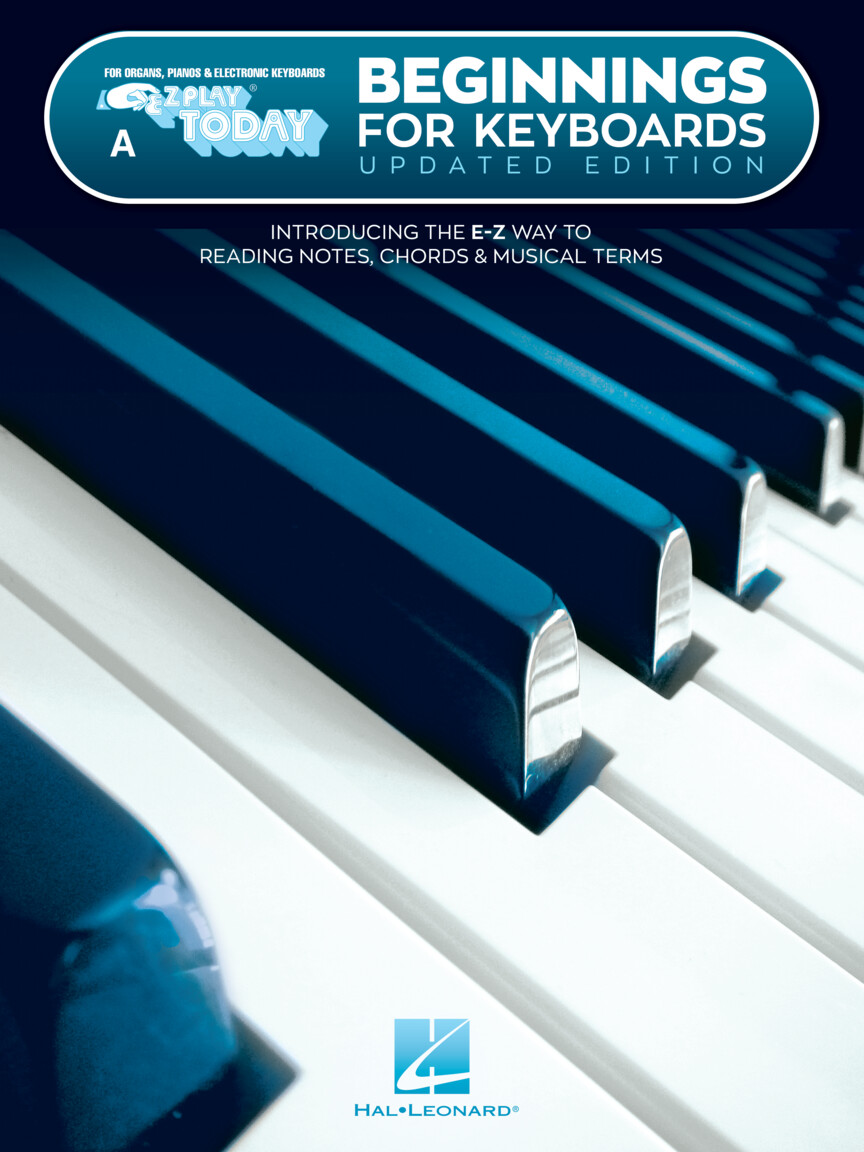 Product Cover for Beginnings for Keyboards – Book A