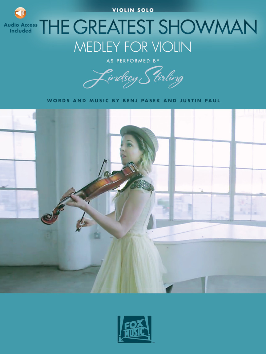 Product Cover for The Greatest Showman: Medley for Violin