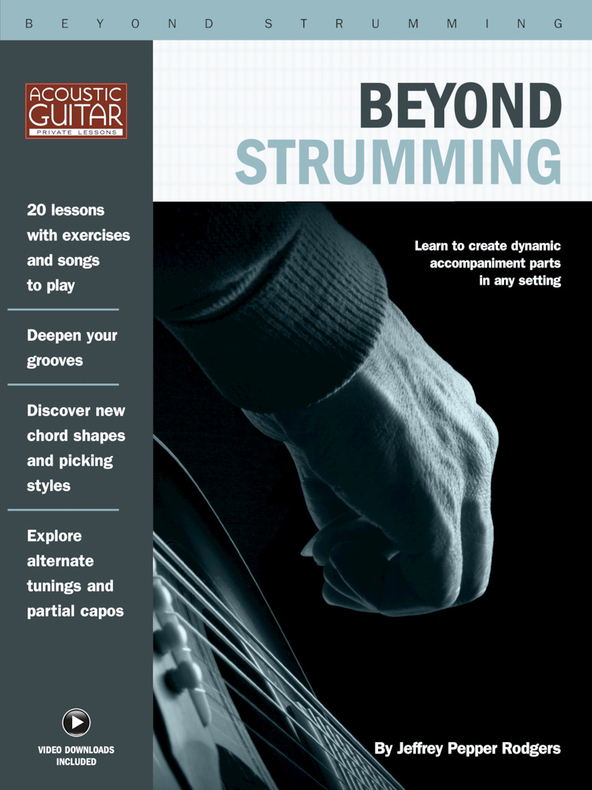 Product Cover for Beyond Strumming