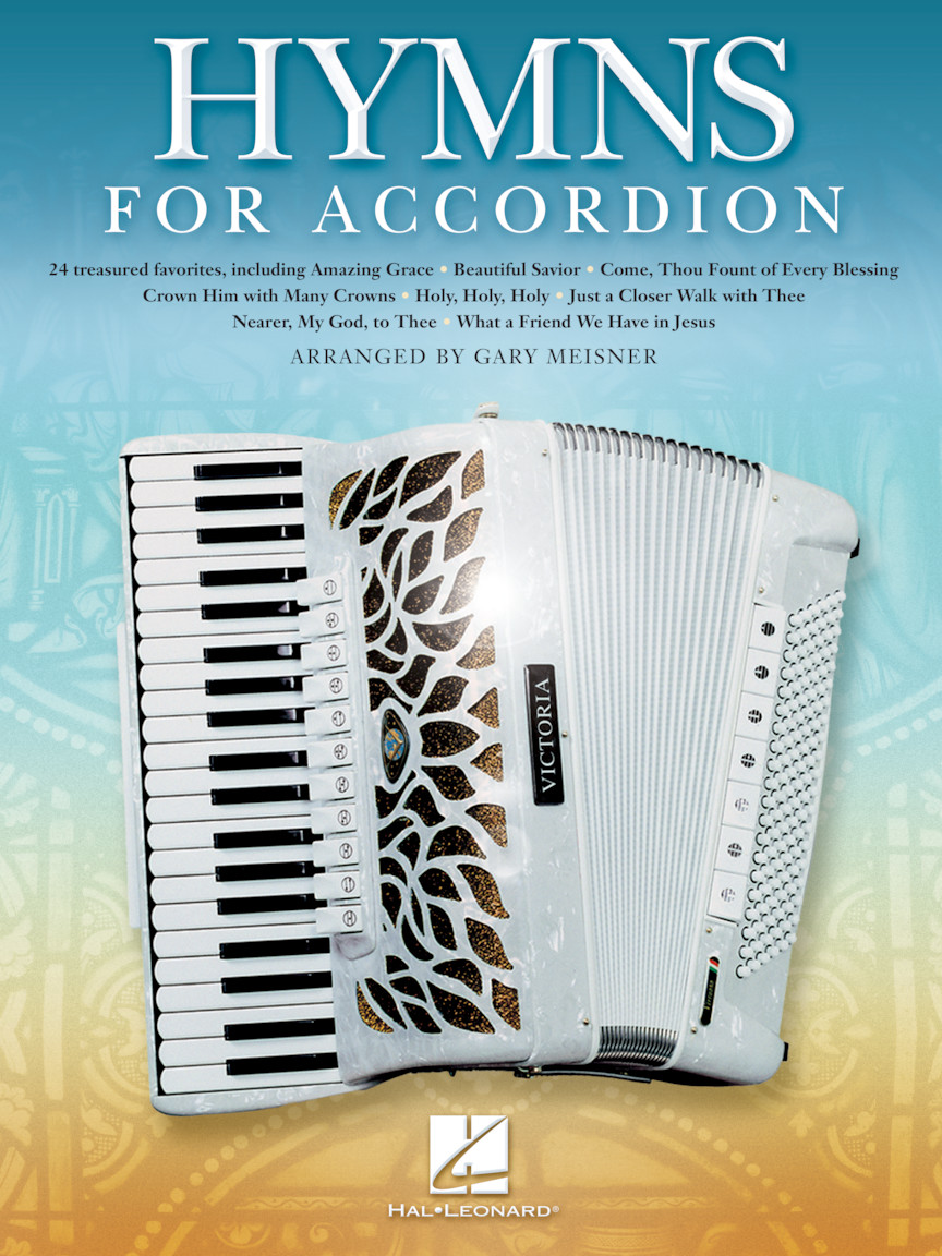 Product Cover for Hymns for Accordion