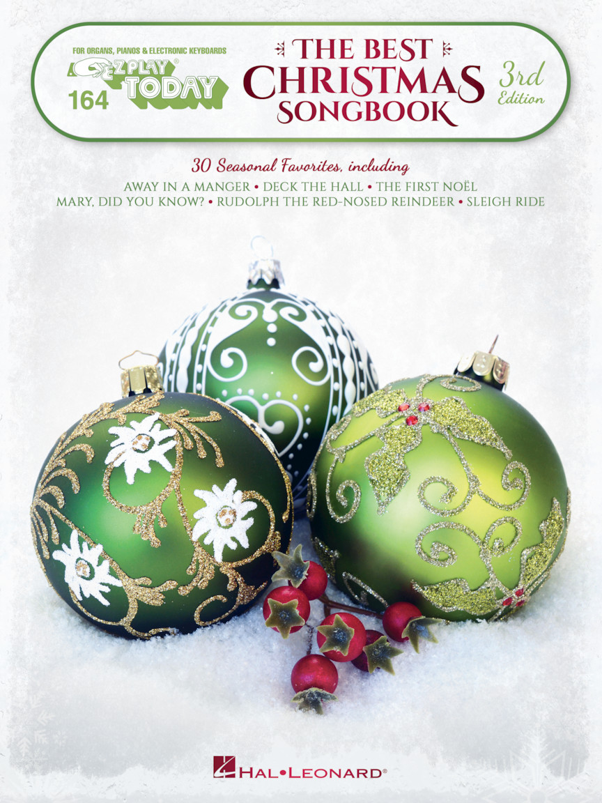 Product Cover for The Best Christmas Songbook – 3rd Edition