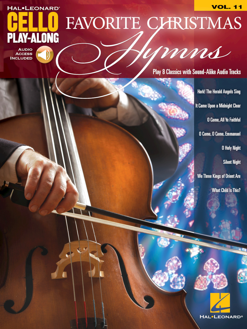 Product Cover for Favorite Christmas Hymns