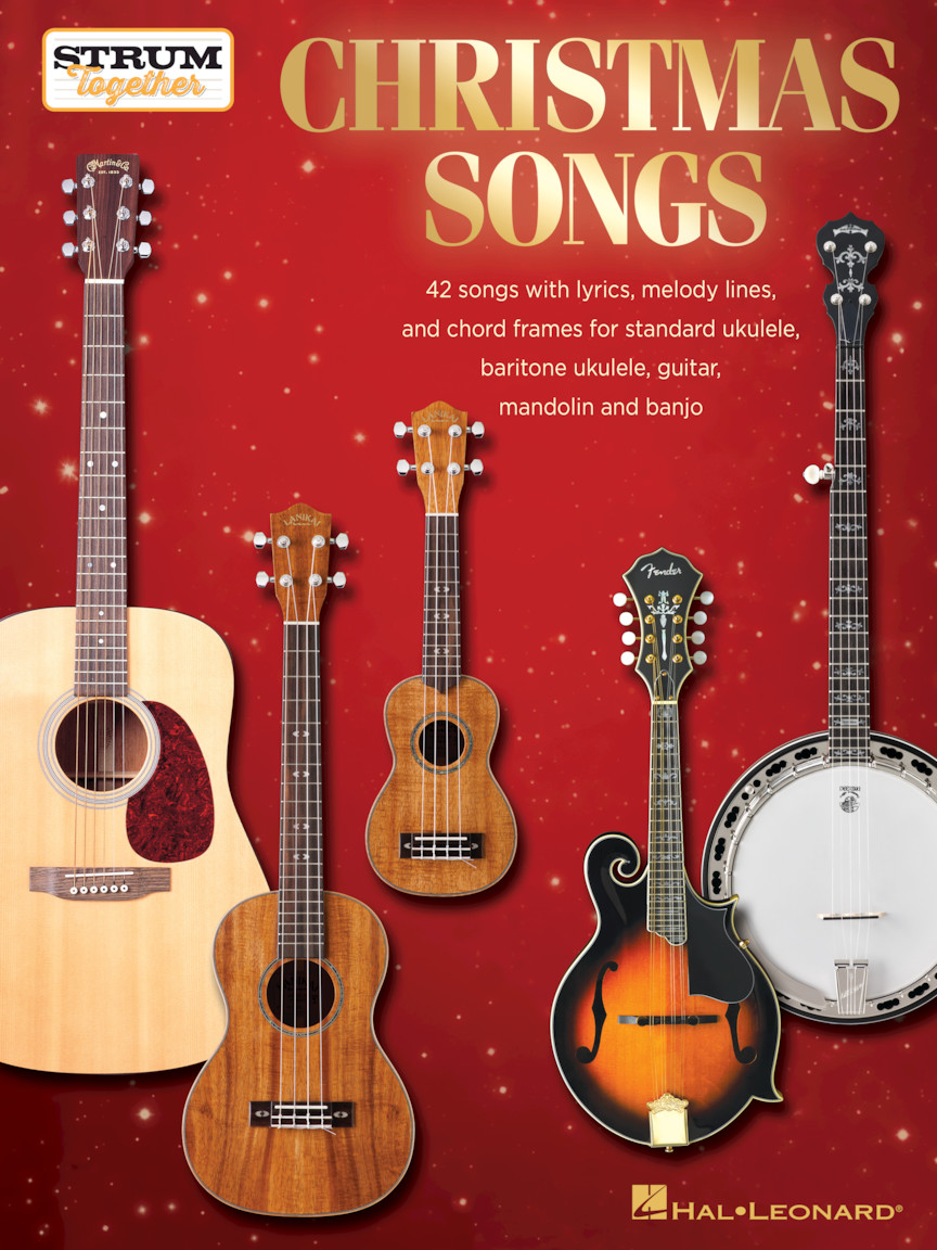 Product Cover for Christmas Songs – Strum Together