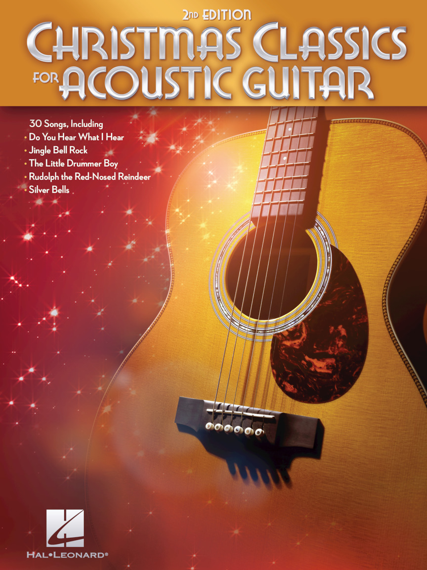 Product Cover for Christmas Classics for Acoustic Guitar – 2nd Edition