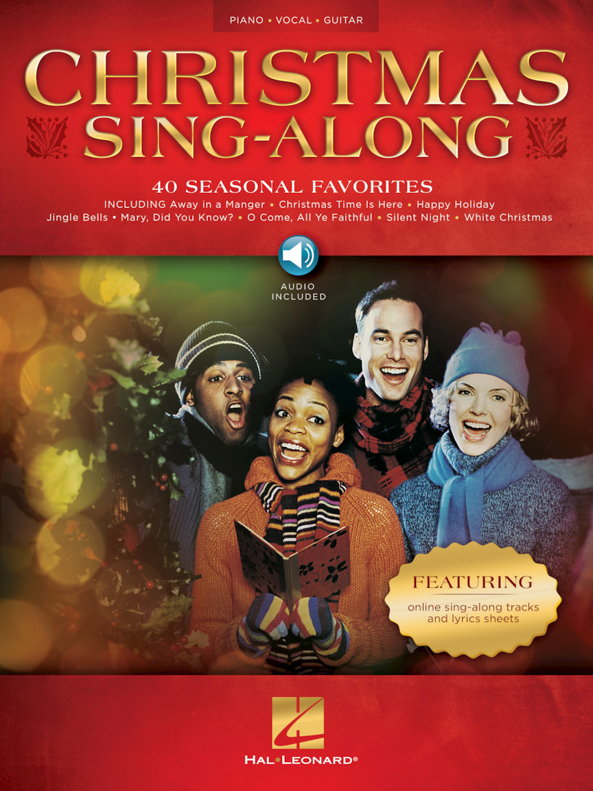 Product Cover for Christmas Sing-Along
