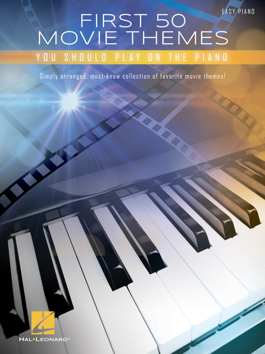 Product Cover for First 50 Movie Themes You Should Play on Piano
