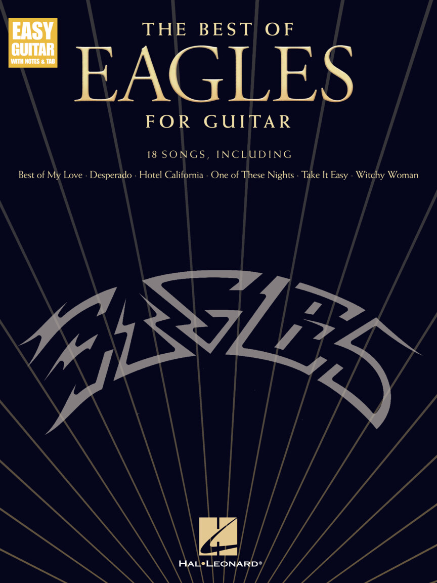 Product Cover for The Best of Eagles for Guitar – Updated Edition
