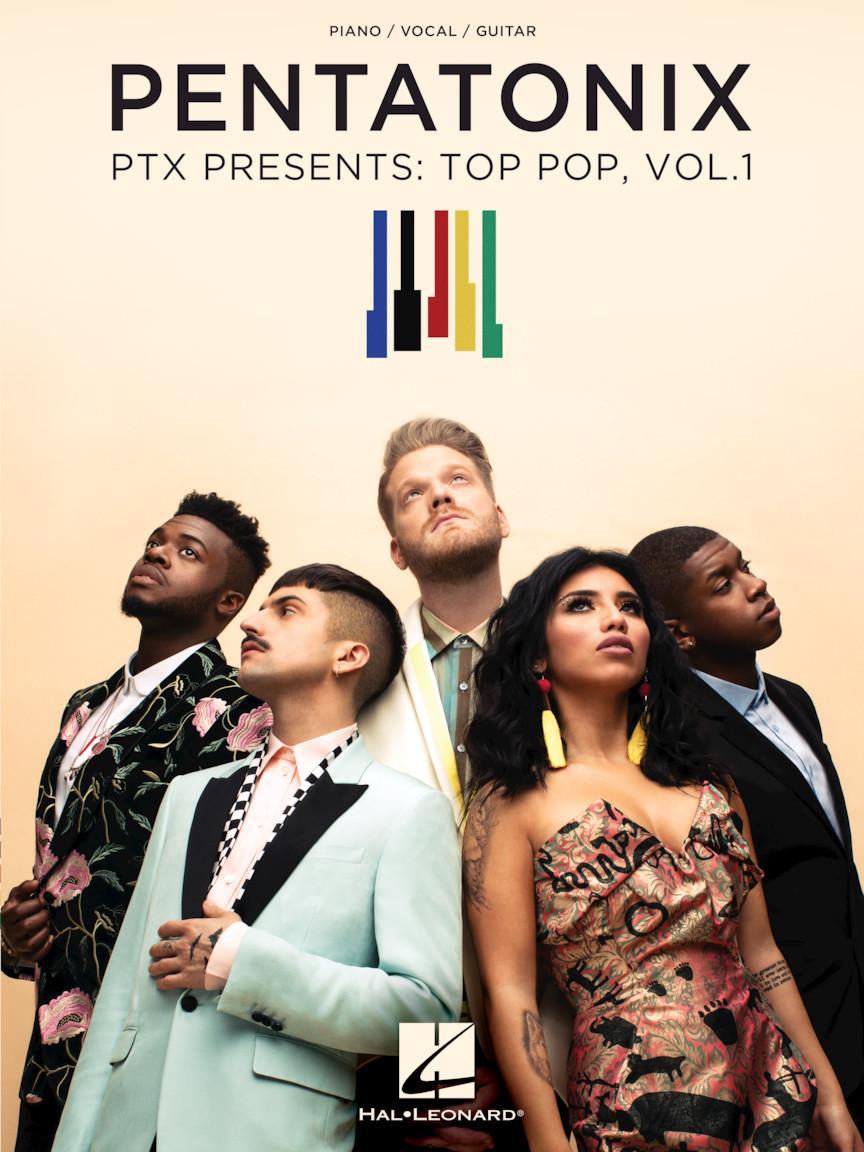 Product Cover for Pentatonix – PTX Presents: Top Pop, Vol. 1