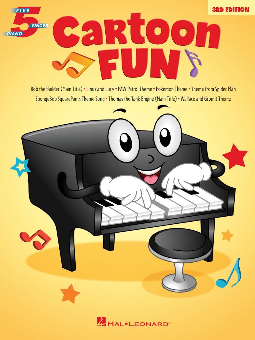Product Cover for Cartoon Fun – 3rd Edition