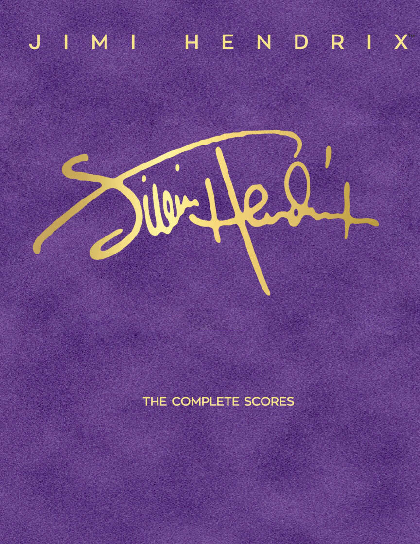 Product Cover for Jimi Hendrix – The Complete Scores