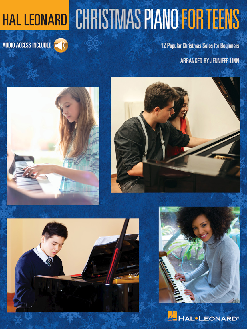 Product Cover for Hal Leonard Christmas Piano for Teens