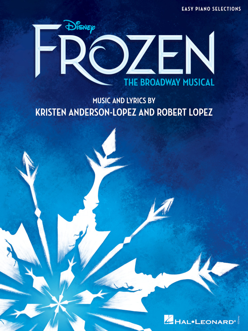 Product Cover for Disney's Frozen – The Broadway Musical
