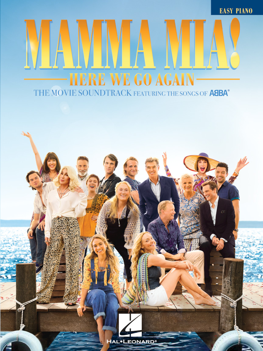 Product Cover for Mamma Mia! – Here We Go Again