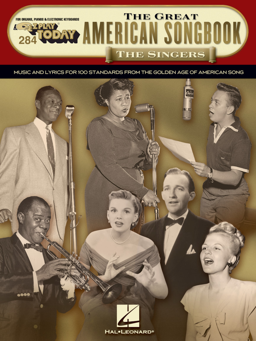 Product Cover for The Great American Songbook – The Singers